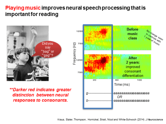 J.W. Pepper Blog: How Music Education Benefits the Brain